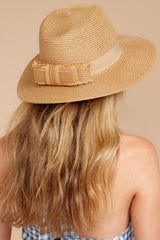 3 Day In The Sun Tan Hat at reddressboutique.com