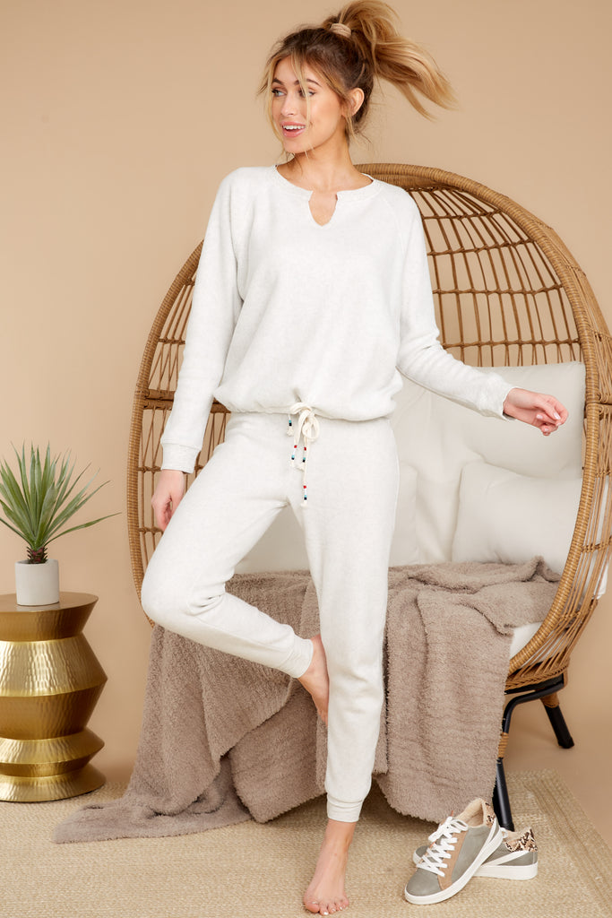 1 Like A Melody Ivory Tunic Top at reddress.com