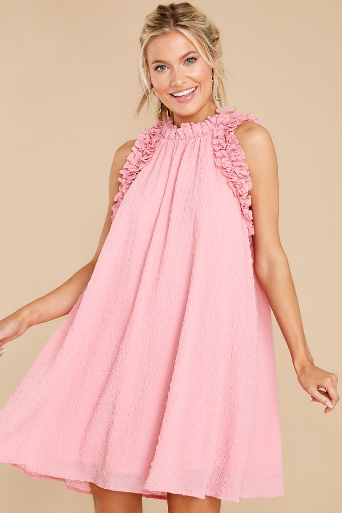 1 Blissful Romance Pink Dress at reddress.com