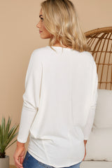 2 Like A Melody Ivory Tunic Top at reddress.com