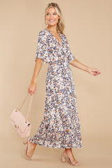 1 Ava Multi Midi Dress at reddress.com