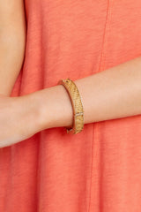 1 On The Scene Tan Bracelet at reddress.com