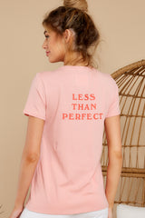 8 Better Than Great Pink Tee at reddress.com