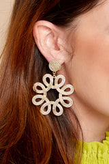 3 Just That Good Gold Earrings at reddressboutique.com