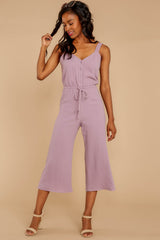 5 Late Summer Evenings Violet Jumpsuit at reddressboutique.com