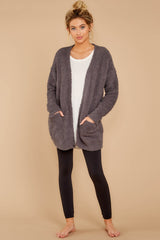 2 CozyChic® Ash So-Cal Cardi at reddressboutique.com