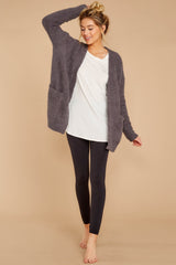 3 CozyChic® Ash So-Cal Cardi at reddressboutique.com