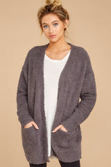 4 CozyChic® Ash So-Cal Cardi at reddressboutique.com