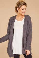 5 CozyChic® Ash So-Cal Cardi at reddressboutique.com