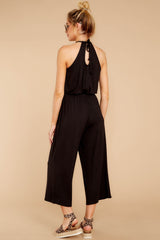7 No Hesitations Parisian Blue Jumpsuit at reddressboutique.com