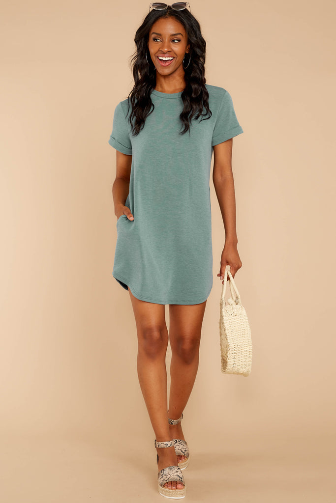 2 Casual Obsession Periwinkle Midi Dress at reddressboutique.com
