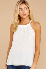 5 Anything For This White Top at reddressboutique.com