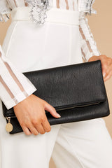 Going Out Black Clutch