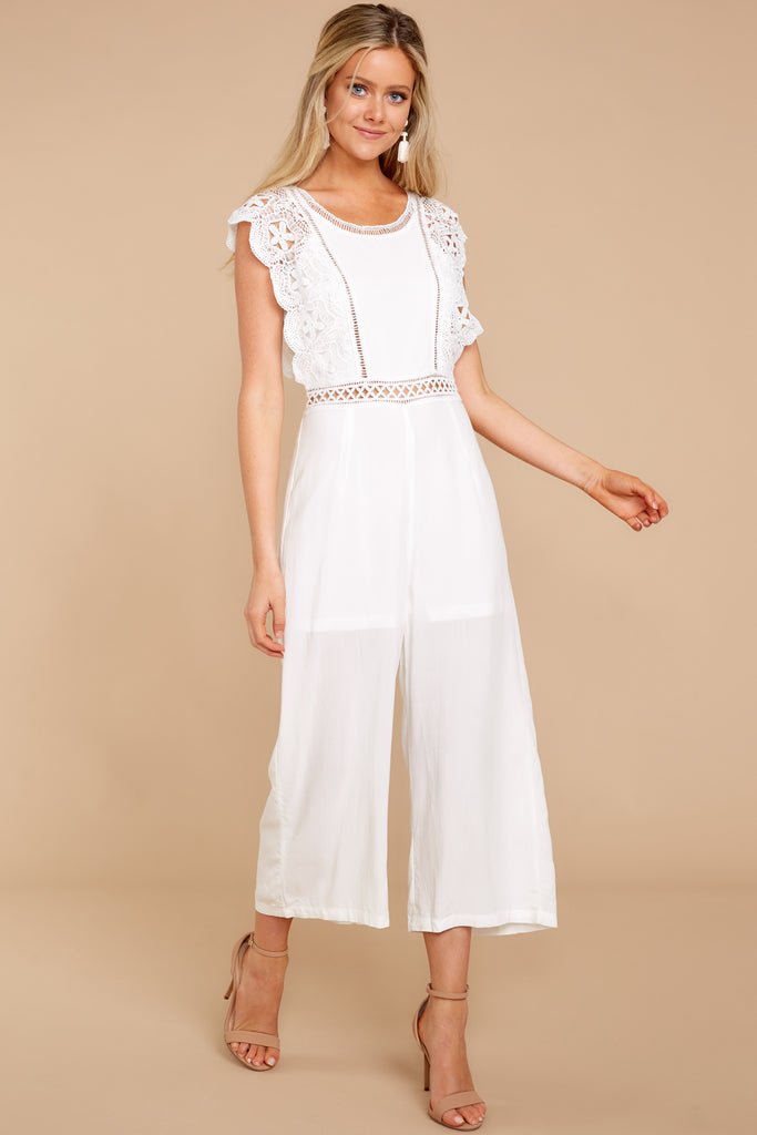1 Smell As Sweet Cream Lace Midi Dress at reddressboutique.com