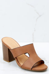 1 Right On By Brown Heels at reddressboutique.com