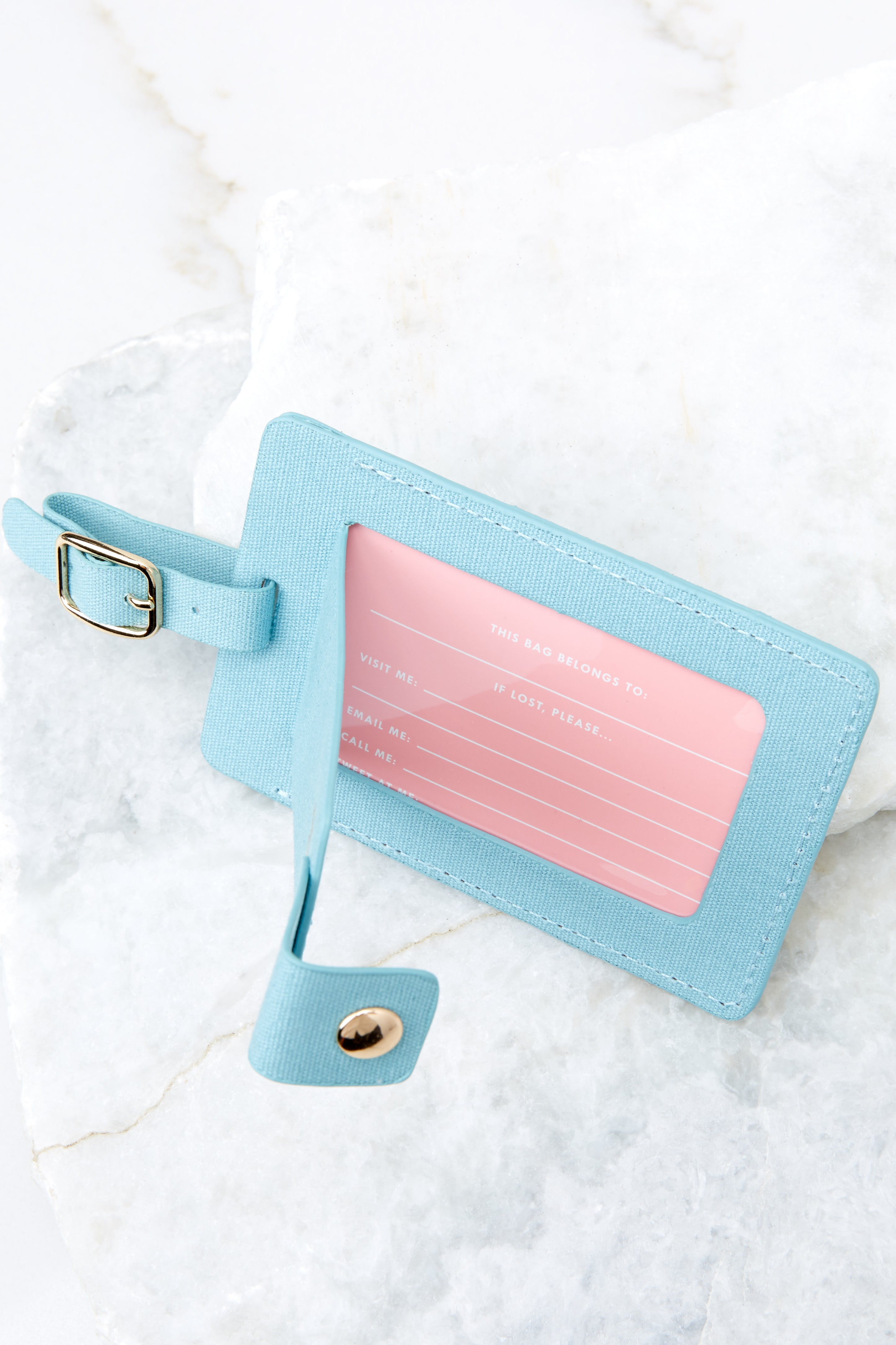 2 First Class Getaway Luggage Tag at reddressboutique.com