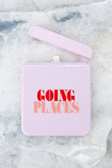 Going Places Portable Charger