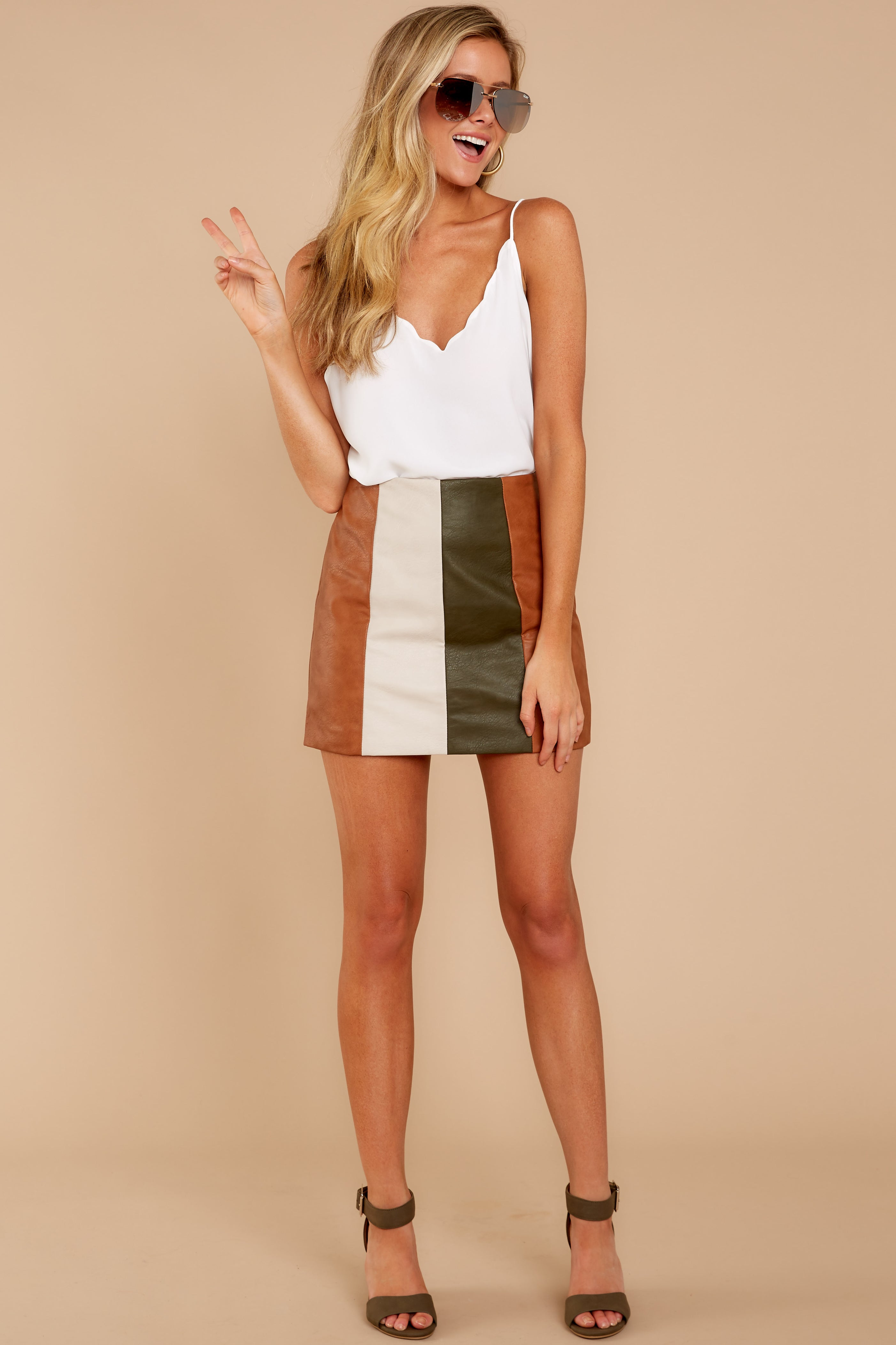 11 Believe It Or Not White Top at reddress.com