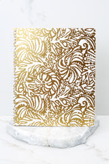 1 Beach Haven Notebook at reddressboutique.com