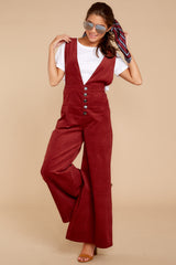 3 Overall Better Than Average Rust Overalls at reddressboutique.com