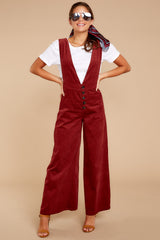 4 Overall Better Than Average Rust Overalls at reddressboutique.com