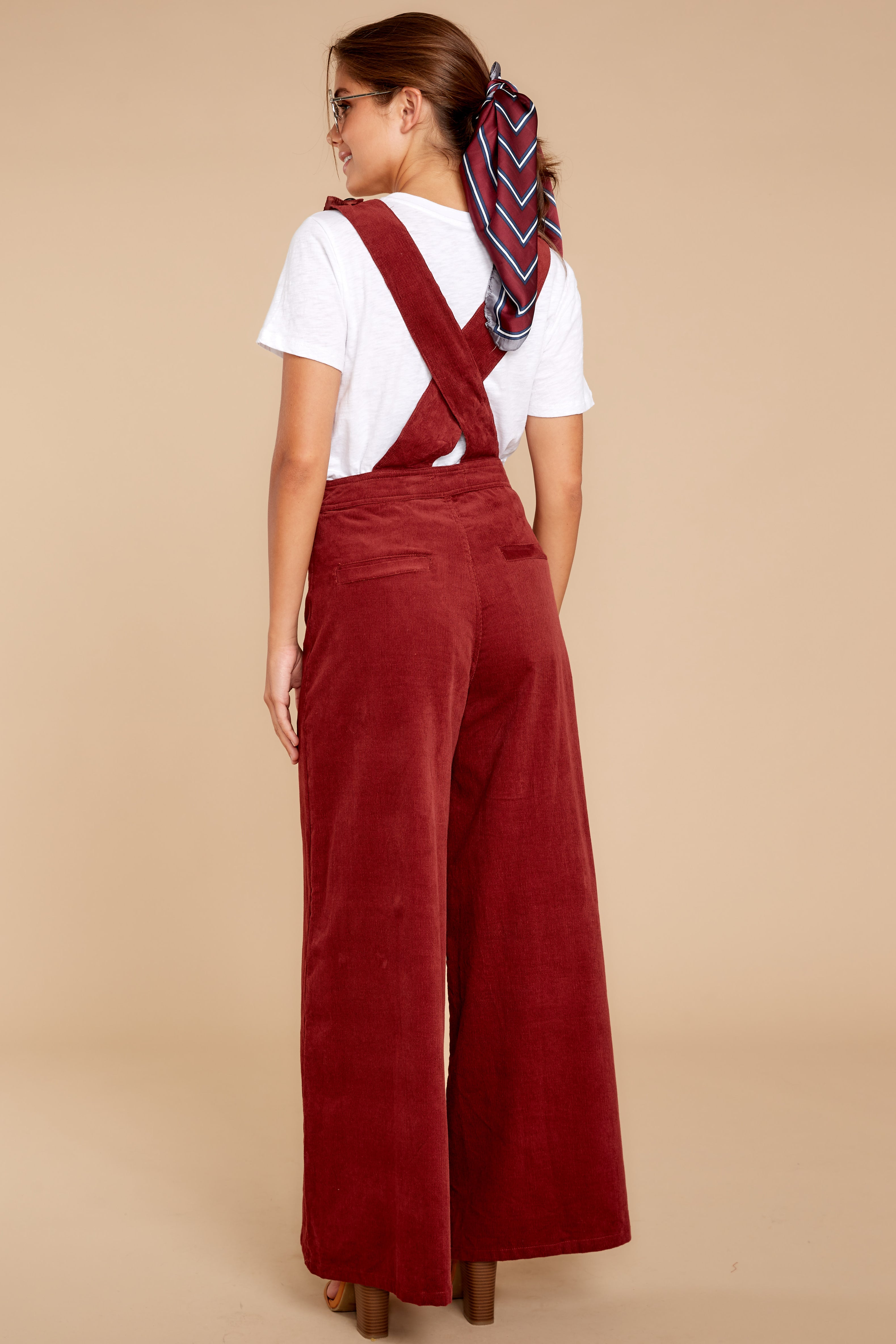 5 Overall Better Than Average Rust Overalls at reddressboutique.com