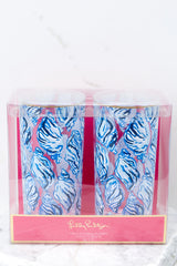 1 Drop In Acrylic Hi- Ball Glasses at reddressboutique.com