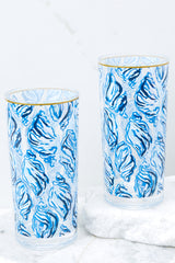 2 Drop In Acrylic Hi- Ball Glasses at reddressboutique.com