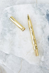 1 Bamboo Ballpoint Pen at reddressboutique.com