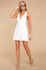 4 Feeling Your Best White Dress at reddressboutique.com
