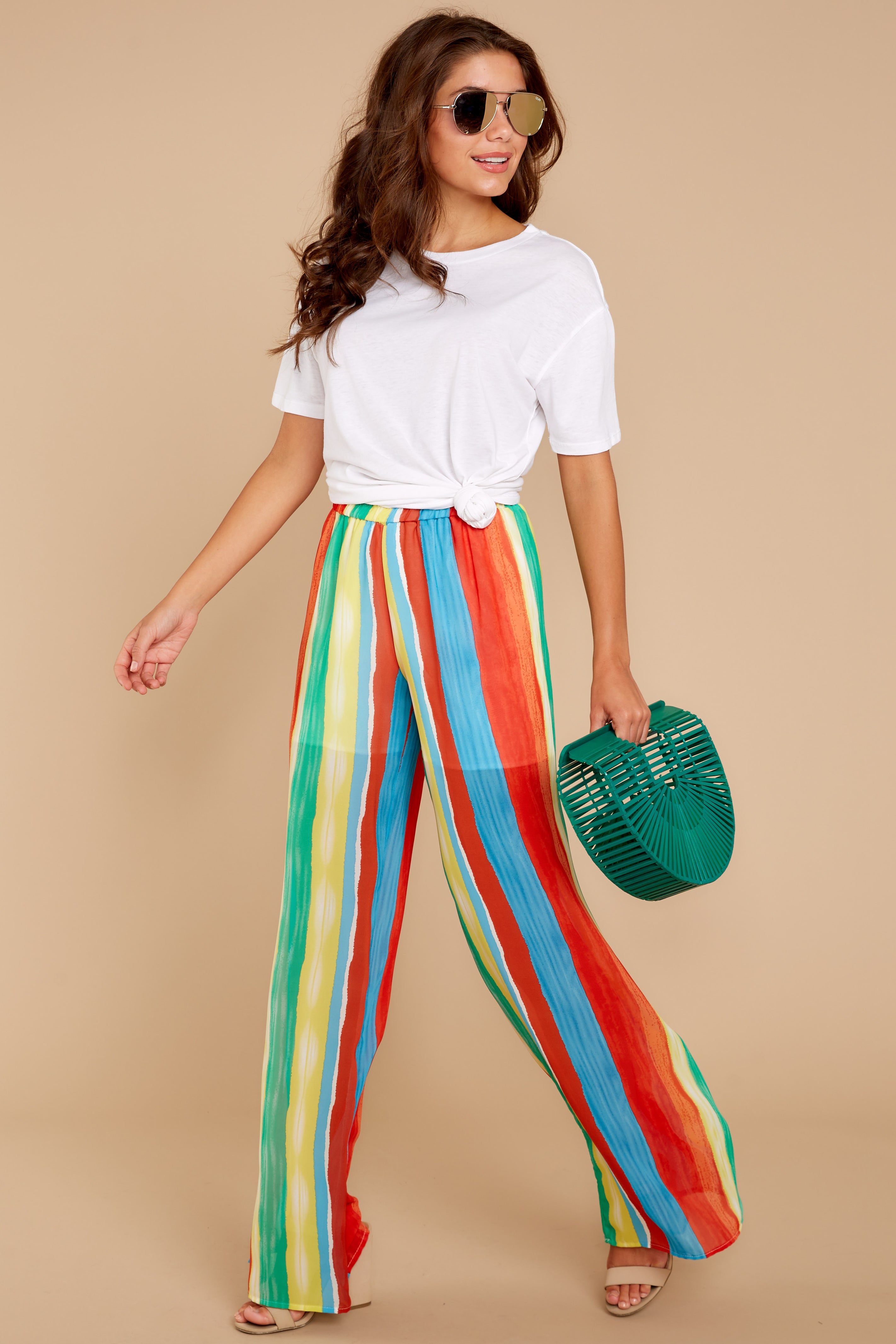 3 That Summer Pants In Island Time at reddressboutique.com