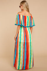 9 Everyday Vacay Maxi Dress In Island Time at reddressboutique.com