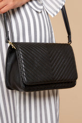5 Totally Chic Black Purse at reddressboutique.com