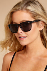 2 Hardwire Black Sunglasses at reddress.com