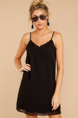 4 Effortless Style Black Dress at reddressboutique.com