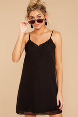 5 Effortless Style Black Dress at reddressboutique.com