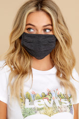 2 The Camo Green/Black Reusable Face Mask (2-Pack) at reddress.com