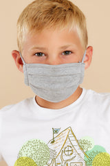 2 The Tie Dye Grey Kids Tie Dye Reusable Face Mask (2-Pack) at redddress.com