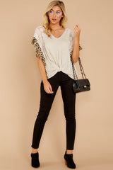 3 Trend Setting Leopard Multi Top at reddressboutique.com