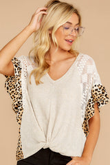 1 Trend Setting Leopard Multi Top at reddressboutique.com