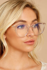 Cryptic Clear Blue Light Glasses