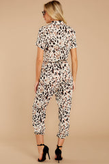 5 Never Disappointed Leopard Print Jumpsuit at reddressboutique.com