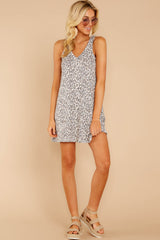 3 The Leopard Breezy Dress at reddressboutique.com