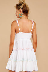 8 All The Pretties White Dress at reddressboutique.com