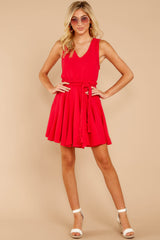 2 Quite Simply Red Dress at reddressboutique.com