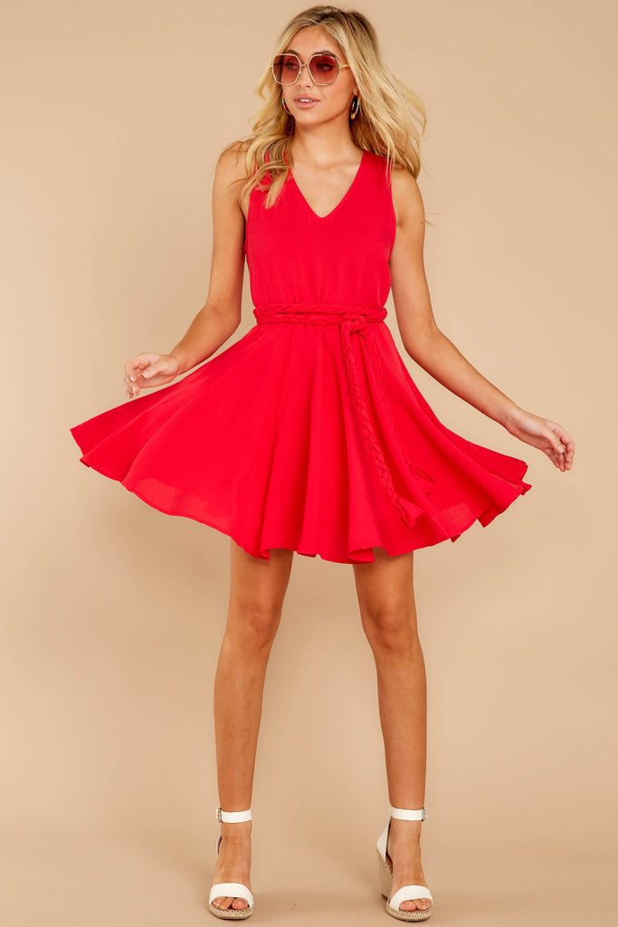 1 Baby It's A Classic Red Dress at reddress.com