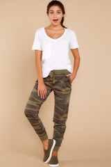 7 Camo Pants at reddressboutique.com