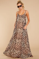 5 Something About It Maxi Dress In Tricky Intentions at reddressboutique.com