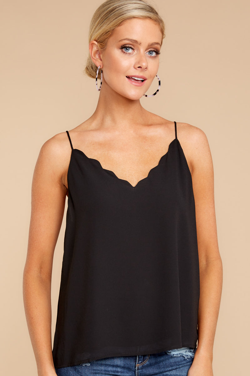 2 Believe It Or Not Black Top at reddressboutique.com