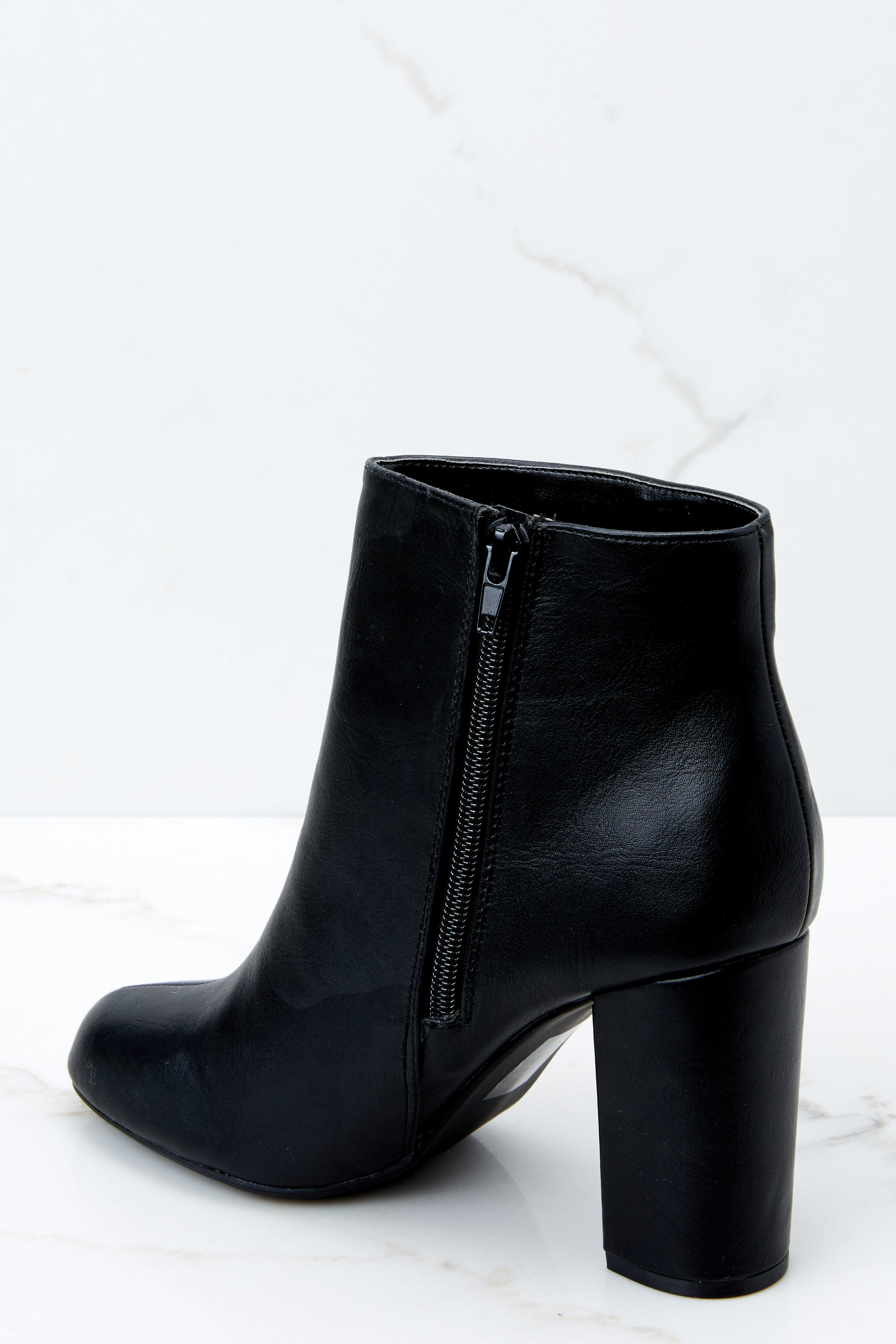 Take Them Anywhere Black Ankle Booties